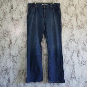GAP Original Boot Cut High Rise Jeans 20 L 2J74